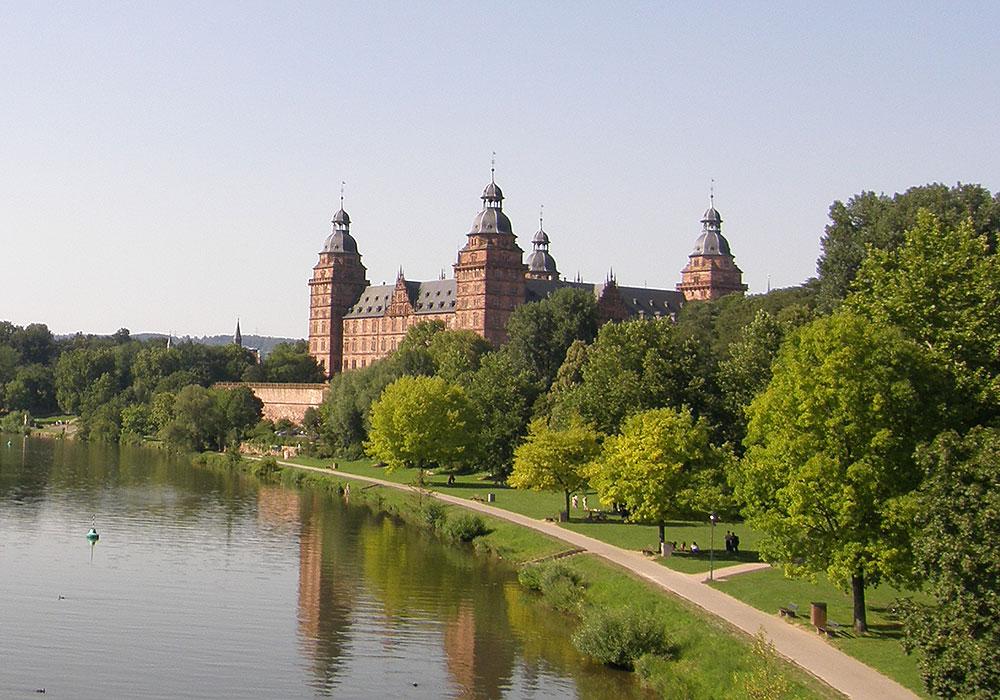 Sehenswürdigkeiten in Aschaffenburg